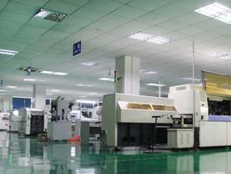 中恒SMD生产车间