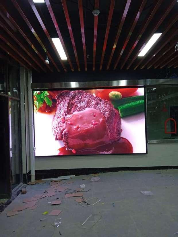 明皇路菜市场P3全彩